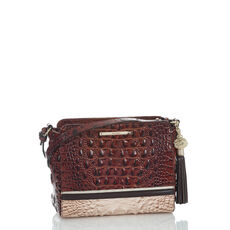Carrie Crossbody Pecan Eastwood Front