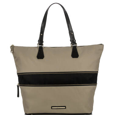 Casey Black Bayview Color Block Front