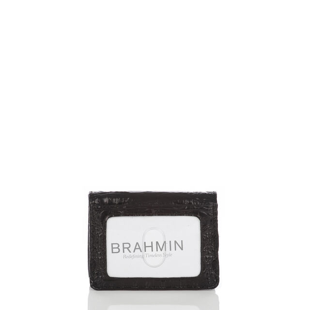 Mini Key Wallet Black Melbourne, Black, hi-res