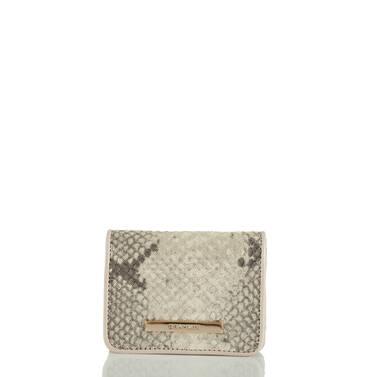 Mini Key Wallet Sand Beck Front