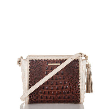 Carrie Crossbody Pecan Soriano Video Thumbnail