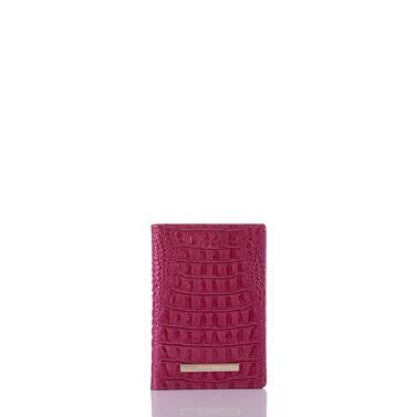 Passport Wallet Lotus Whitney Front