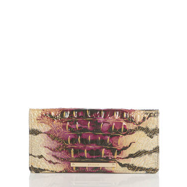 Ady Wallet Starlet Ombre Melbourne Front Brahmin Exclusive