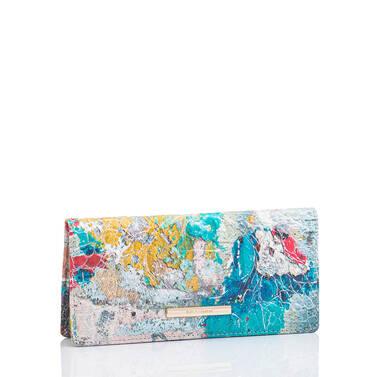 Ady Wallet Mosaic Portovera Side