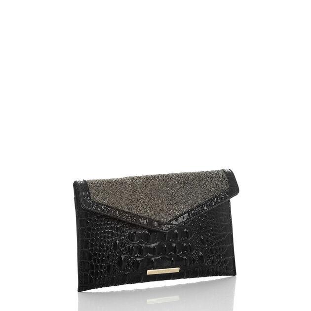 Envelope Clutch Black Golightly