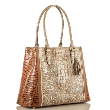 Joan Tote Riesling Tri-Texture Front