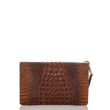 Lily Pouch Pecan Melbourne Back