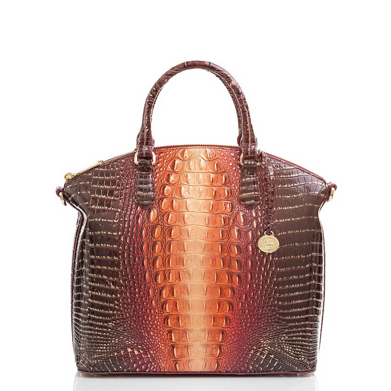 Large Duxbury Satchel Sunset Ombre Melbourne