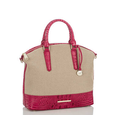 Large Duxbury Satchel Punch Harbor Side
