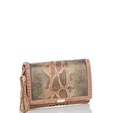 Lily Pouch Sandshell Pachanga Front