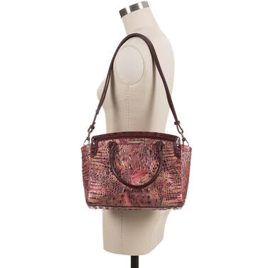 Nadia Satchel Freesia Edinburgh On Mannequin