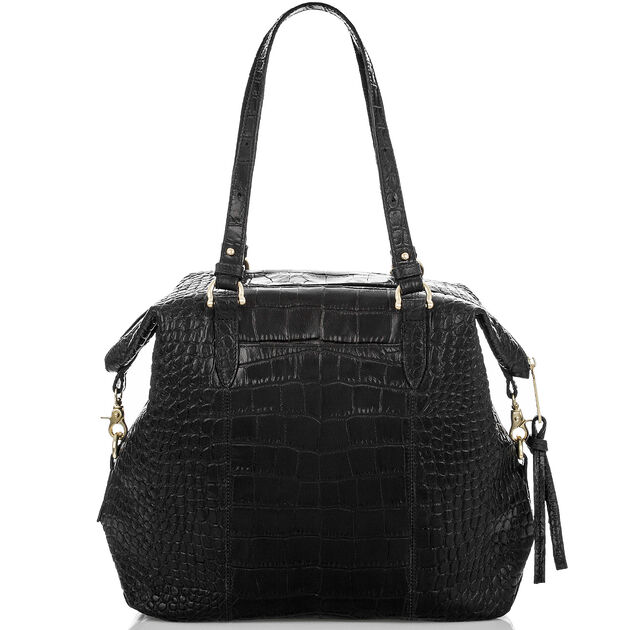 Delaney Tote Black Savannah