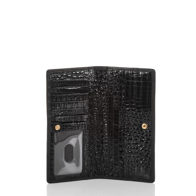 Ady Wallet Black Holmes, Black, hi-res