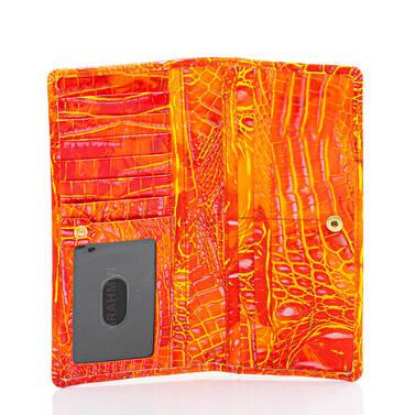 Ady Wallet Spicy Orange Melbourne Interior