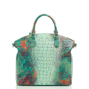 Large Duxbury Satchel Dream Ombre Melbourne Back