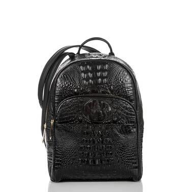 Dartmouth Backpack Black Melbourne Front