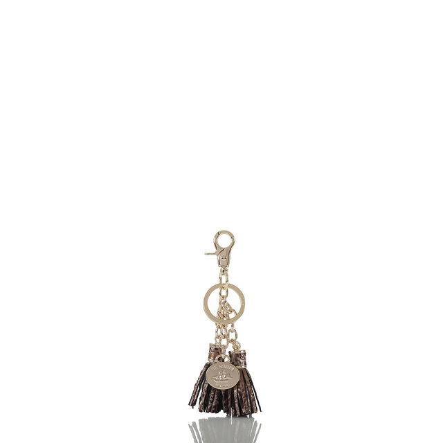 Tassel Key Ring Bark Melbourne, Bark, hi-res
