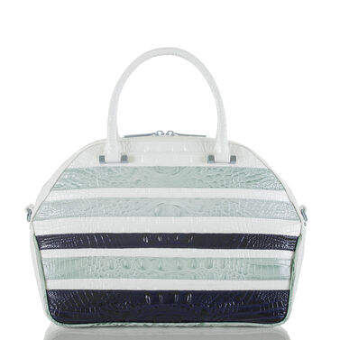Hudson Satchel Sea Glass Vineyard Front