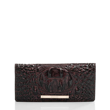 Ady Wallet Cocoa Ombre Melbourne Front