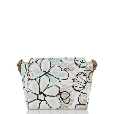 Carrie Crossbody Turquoise Kelson Back