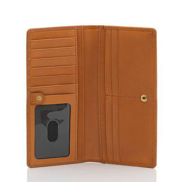 Ady Wallet Tan Belo Interior