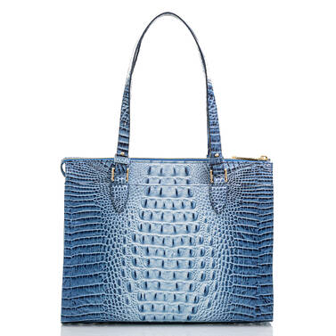 Anywhere Tote Poolside Ombre Melbourne Back