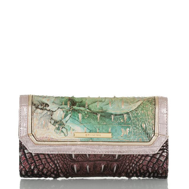 Soft Checkbook Wallet Nirvana Jasper, Nirvana, hi-res