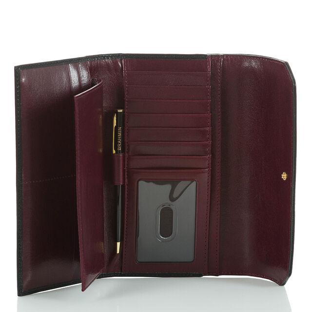 Soft Checkbook Wallet Tart Westport, Tart, hi-res