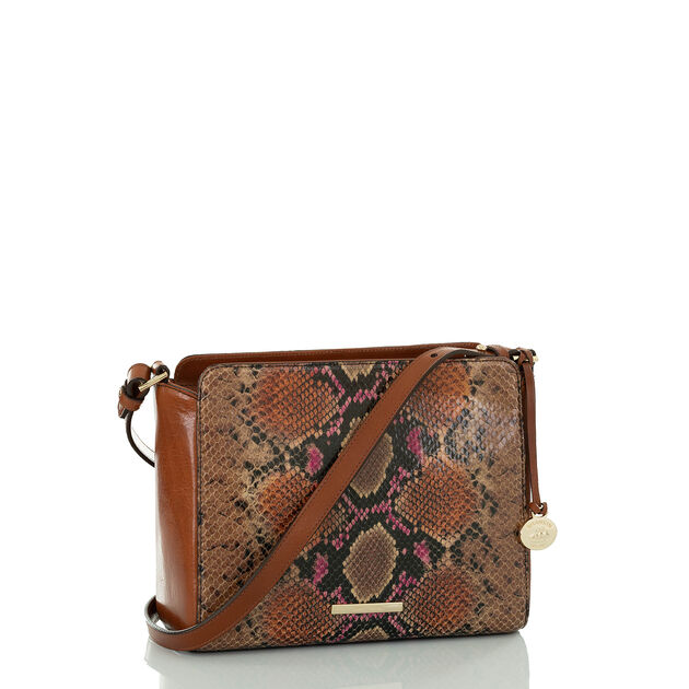 Carrie Crossbody Marmalade Tangelo