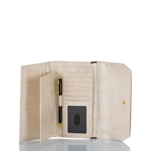 Soft Checkbook Wallet Cobalt Laverne