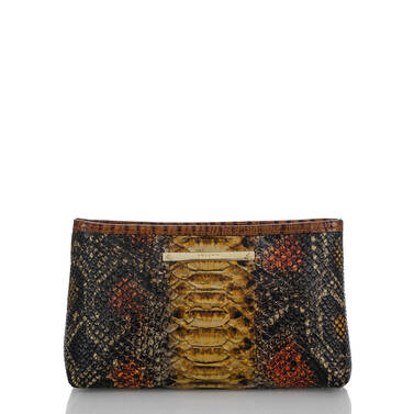 Marney Pouch Brown Tyndale Front