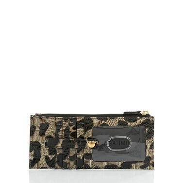 Credit Card Wallet Snow Leopard Melbourne Front