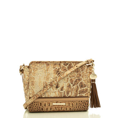 Carrie Crossbody Toasted Kempsey Front