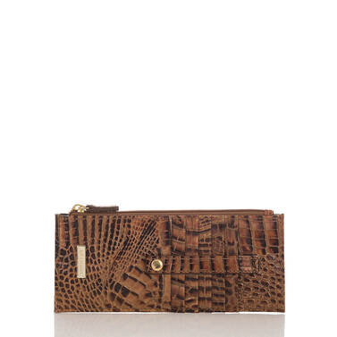 Credit Card Wallet Toasted Almond Melbourne Front