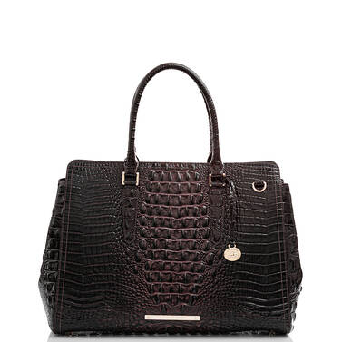 Finley Carryall Cocoa Ombre Melbourne Front