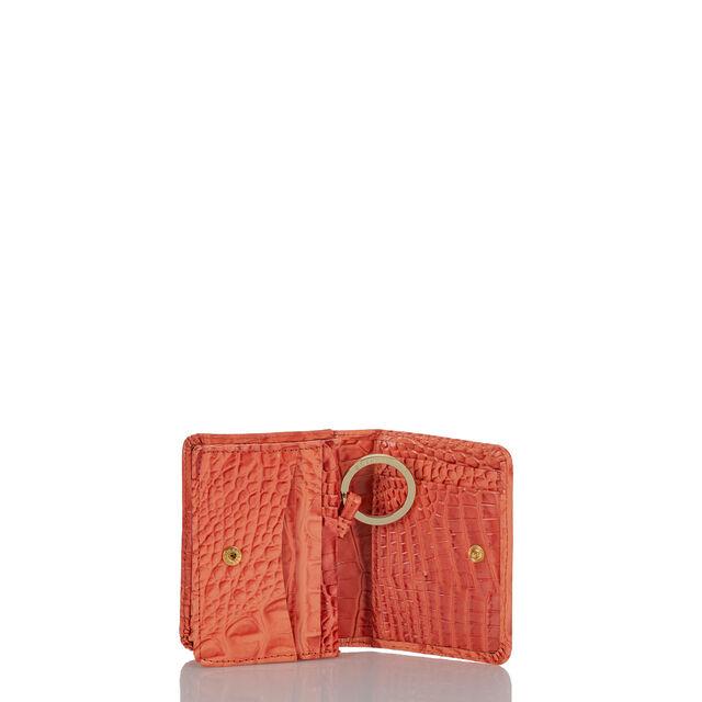 Mini Key Wallet Poppy Melbourne, Poppy, hi-res