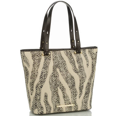 Asher Tote Creme Solymar Side