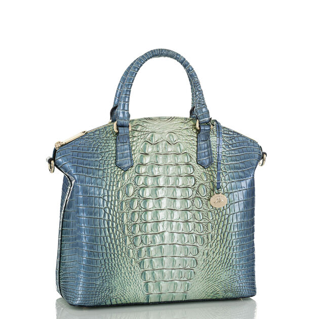 Large Duxbury Satchel Haven Ombre Melbourne