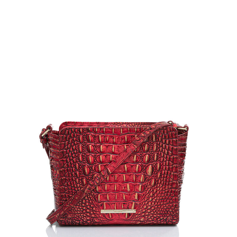 Carrie Crossbody Crimson Melbourne
