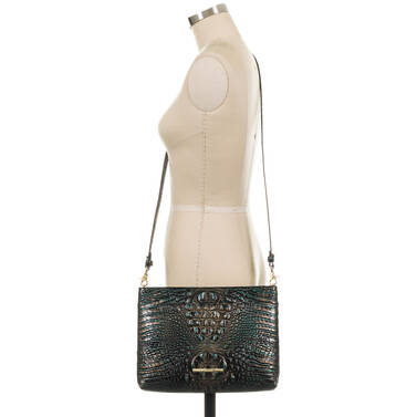 Remy Crossbody Agate Melbourne On Mannequin