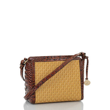 Carrie Crossbody Natural Chatham Side