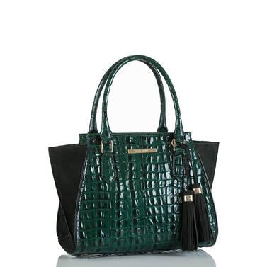Mini Priscilla Emerald Moore Side