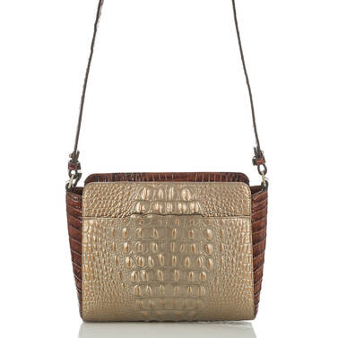 Carrie Crossbody Rose Gold Provence Back