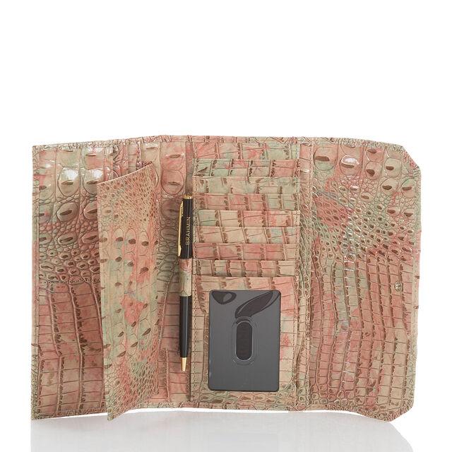 Soft Checkbook Wallet Sahara Melbourne, Sahara, hi-res