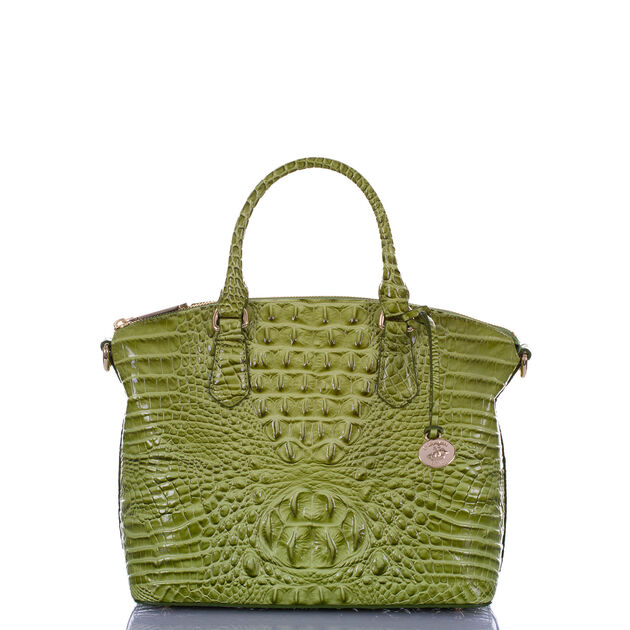 Duxbury Satchel Avocado Melbourne, Avocado, hi-res
