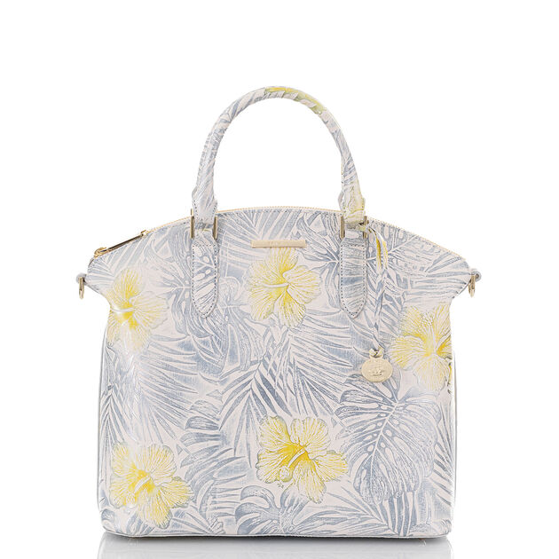 Large Duxbury Satchel Lemonade Nostalgia, Lemonade, hi-res