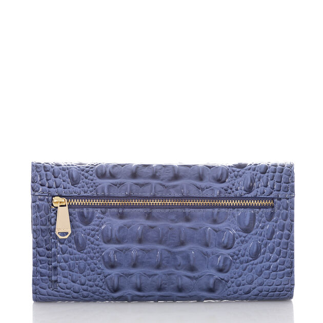 Soft Checkbook Wallet Iris Melbourne