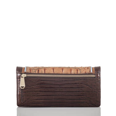 Ady Wallet Toasted Almond Garrone Back