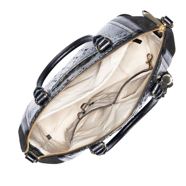 Large Duxbury Satchel Agate Partridge, Agate, hi-res