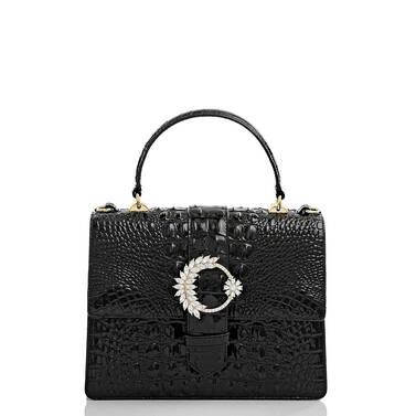 Luxe Mini Francine Black Melbourne Front
